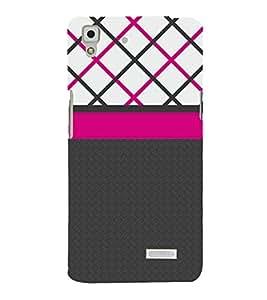 Amazing Pattern 3D Hard Polycarbonate Designer Back Case Cover for Oppo R7 :: Oppo R7 Lite