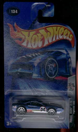 Hot Wheels 2004-134 Ferrari 308 Final RUN 2/5 1:64 Scale