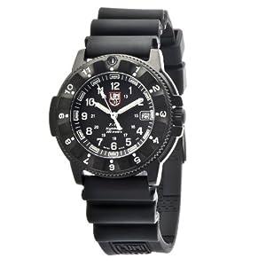 Luminox Men's 3401 Night Hawk Luminescent Watch