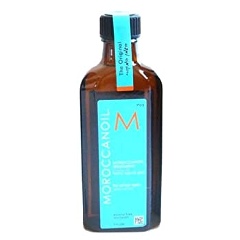 Set A Shopping Price Drop Alert For Moroccan Oil Hair Treatment 3.4 Oz Bottle with Blue Box