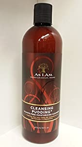 As I Am Cleansing Pudding, 16 Ounce