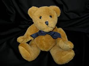 """Retired Boyds Bears 8"""" Leon Plush Bear Clinton's Cabinet Collection"""