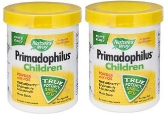 Primadophilus Children By Nature's Way 5 Ounces (5oz x 2)