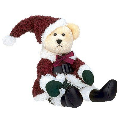 TY Attic Treasure - SANTA BEAR the Bear - 1