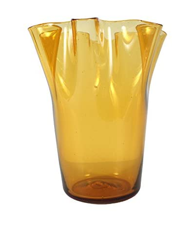 Mid-Century Freeform Vase