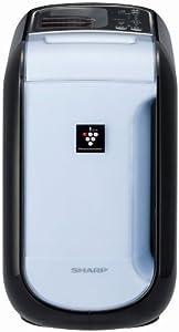 SHARP Plasmacluster Air Ionizer w/ Humidifier IG-DK100-B Black | AC100V 50/60Hz (Japan Import) by Sharp