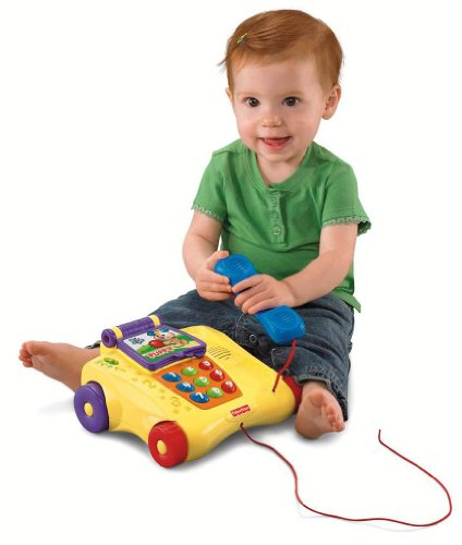 Fisher-Price Laugh And Learn Counting Friends Phone
