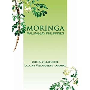 This Book is the MOST comprehensive visual reference guidebook on the MORINGA plant that is currently available in the market. It is also the only book so far on the Moringa plant that has full color photographs not only of the plant itself and its different parts but as well as several Moringa by-products from food to skincare items.