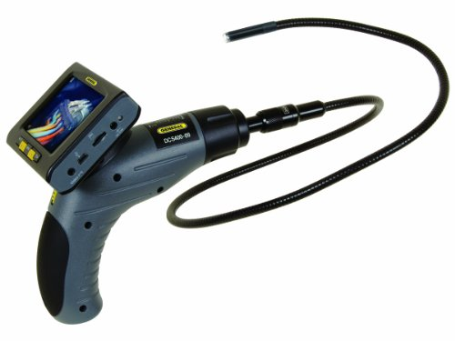 General Tools & Instruments Dcs400-09 Seeker 400-09 Wireless Video Inspection System With 9.0Mm Diameter Camera Tipped Probe