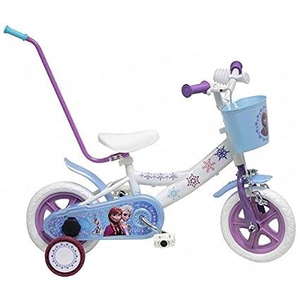 """Vélo 10"""" Disney Frozen officiel"""