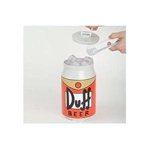 Simpsons - Talking Duff Beer Ice Bucket