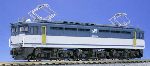 EF65-1000 Early Type JR Freight Second Update Color (Model Train)