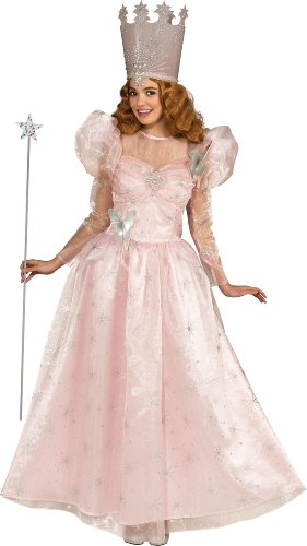 Glinda Costume Good Witch Adult Wizard Of Oz Costume 887383