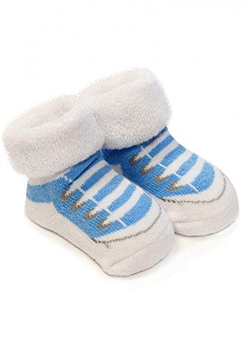 Babysocken 4er Set für Mädchen und Jungen von 0-6 Monate - 3