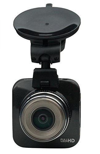 Uniden Dash Cam Automotive Video Recorder (Black) Cam625 HD