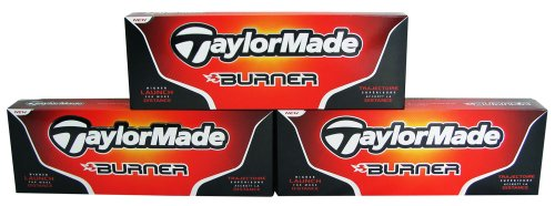 TaylorMade Burner Golf Balls 12-Pack