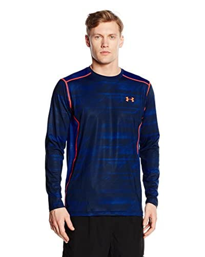 Under Armour Longsleeve Armour Hg Printed [Blu]