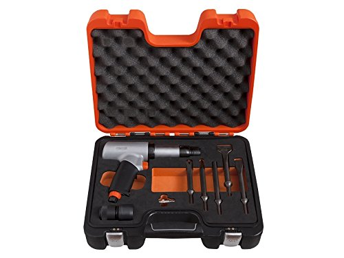 Bahco, Martello pneumatico con set di accessori (BP909+BP909TF, TWF, TTP, TE, TSP)
