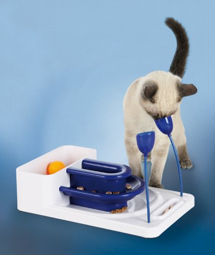 TRIXIE Pet Products Fantasy Toy Board for Cats