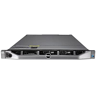 Dell PowerEdge R610 - 2x 2.8GHz Quad Core - 48GB - 6x 300GB SAS