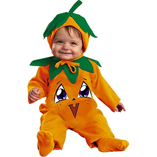 Infant Pumpkin Pie Costume (Size: 12-18M)