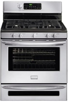 Gallery 30 In. Freestanding Gas Range - White
