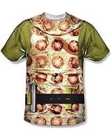 Star Trek Gorn Costume All Over Print Front T-Shirt