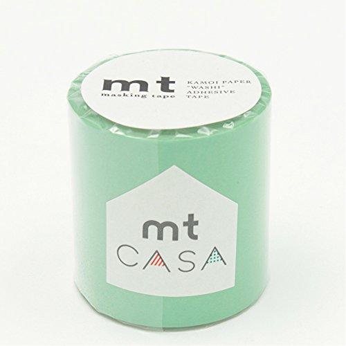 カモ井加工紙 mt CASA 50mm 若緑 50mm幅×10m巻き MTCA5050