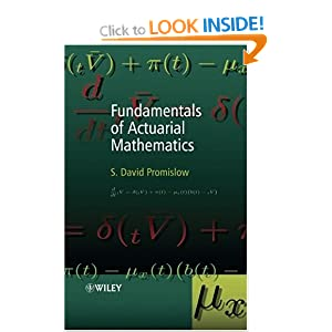 Fundamentals of Actuarial Mathematics: Amazon.co.uk: S