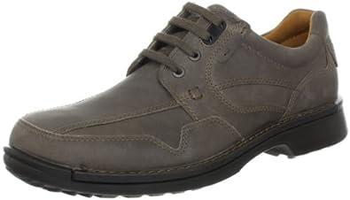 (好鞋) 爱步ECCO Men's Fusion Tie Oxford 男士高级真皮系带休闲鞋 棕色 $151.95