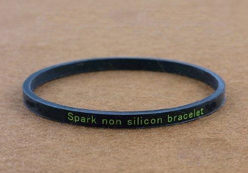 静電気防止ブレスレット M スパーク ノン シリコン ブレスレット