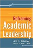 img - for [(Reframing Academic Leadership )] [Author: Lee G. Bolman] [Feb-2011] book / textbook / text book