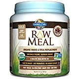Garden of Life Raw Meal - Beyond Organic Meal Replacement Formula Chocolate Cacao 1.34 lbs
