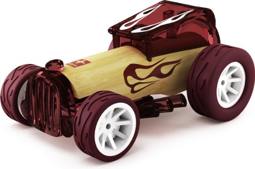 Hape Bamboo Mini Bruiser Vehicle