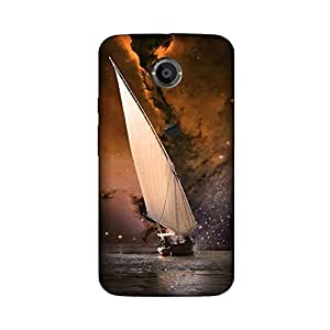 StyleO Moto X2 Designer Printed Case & Covers (Moto X2 Back Cover) - Beautiful night