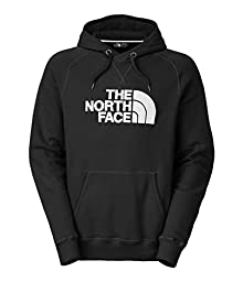The North Face Men\'s Avalon Pullover Hoodie (Small, Tnf Black/Tnf White)