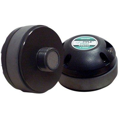 Pyle Pds342 1.35 400W Titanium Compression Horn Driver 400 Watt