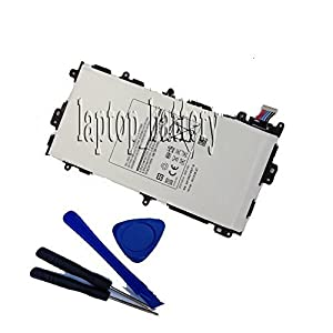 """laptop_battery® Replacement SP3770E1H Samsung Galaxy Note 8"""" GT-N5110 GT-N5100 Tablet 3.75V 4600 mAh Battery SP3770E1H"""