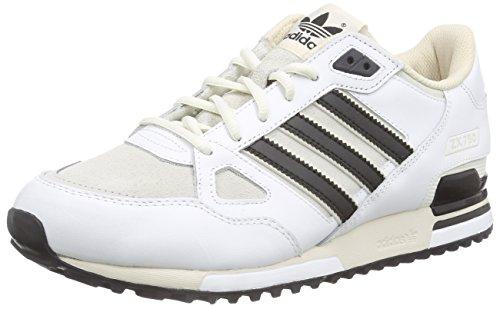 Adidas Zx 750 Scarpe sportive, Uomo , Bianco (Weiß (Ftwr White/Core Black/Bone)), 48