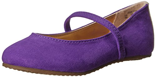Stride Rite Josette Mary Jane (Toddler/Little Kid),Purple,9 M Us Toddler front-105223