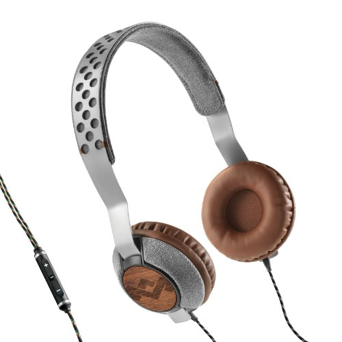House Of Marley Em-Jh073-Sd Liberate Saddle On-Ear Headphones Em-Jh073-Sd