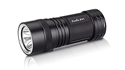 Fenix E41 LED Torch Emergency Light