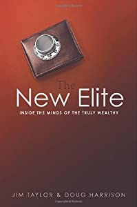 "Cover of ""The New Elite: Inside the Minds..."