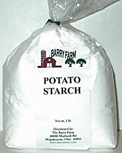 Potato Starch, 1 lb.