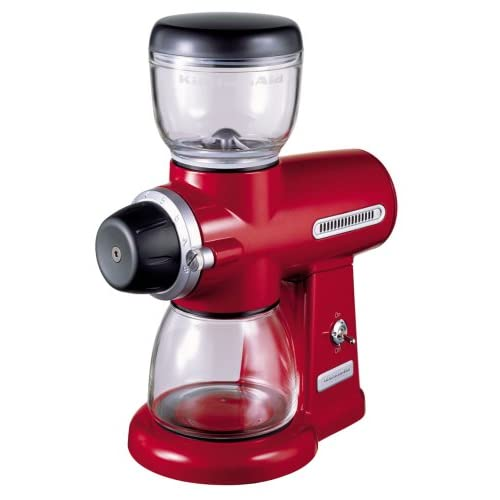 Top 7 Coffee Grinders In Red