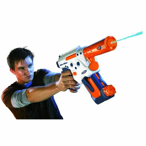 Nerf Super Soaker Thunderstorm Motorized Full Auto Water Blasting Quick Reload