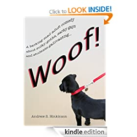 WOOF!: a barking mad story of goths, gays and students gallivanting