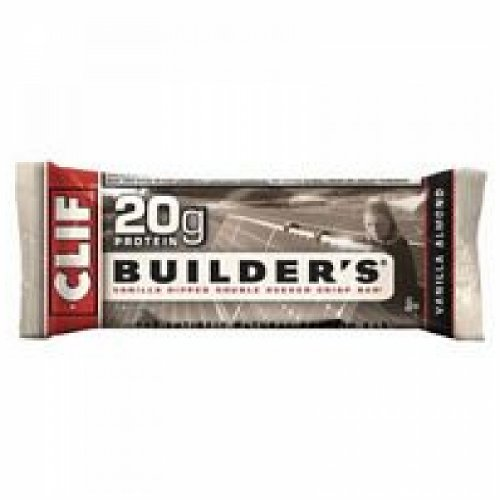 Clif Vanilla Almond Builder Bar ( 12X2.4 Oz)