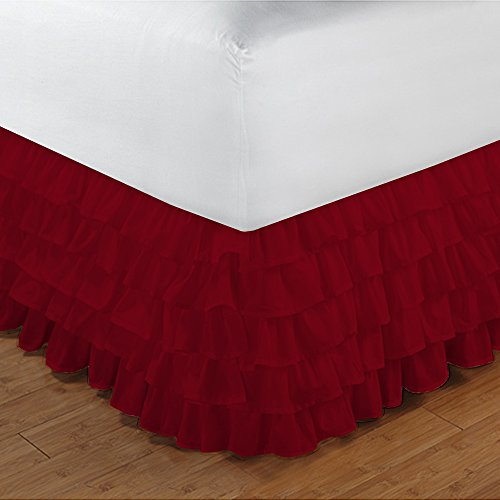 500tc-100-cotone-egiziano-elegante-finitura-1pcs-multi-ruffle-giroletto-a-goccia-lunghezza-30-cm-cot