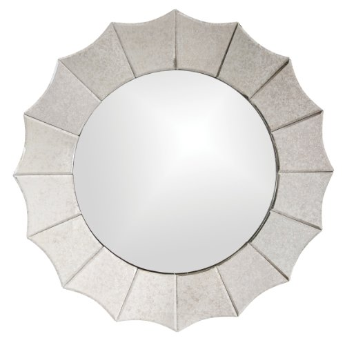 Mirrored Makeup Table front-57069
